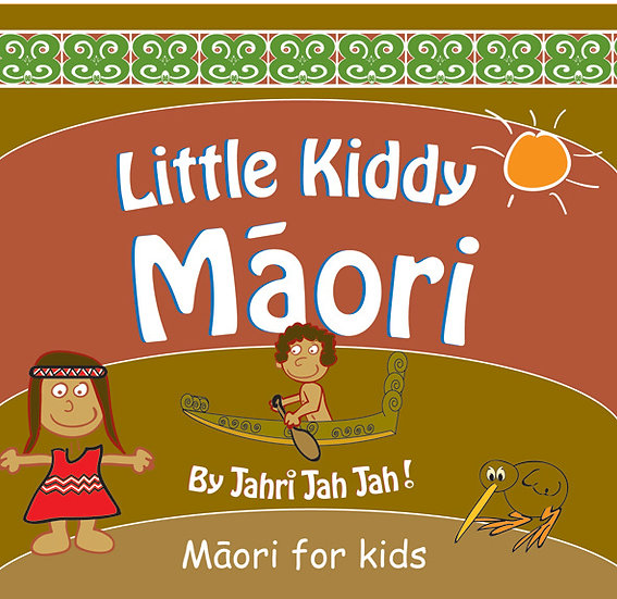 3 Mini Books for $30 Maori