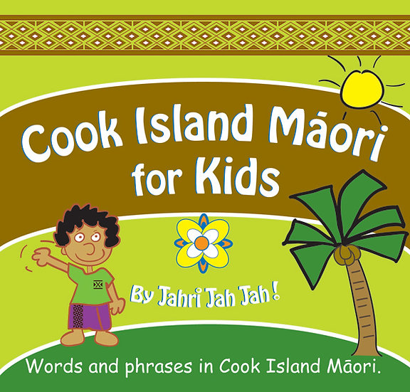 Cook Ilsand Maori for Kids