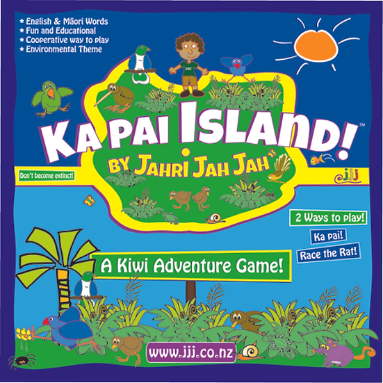 Ka Pai Island Board game
