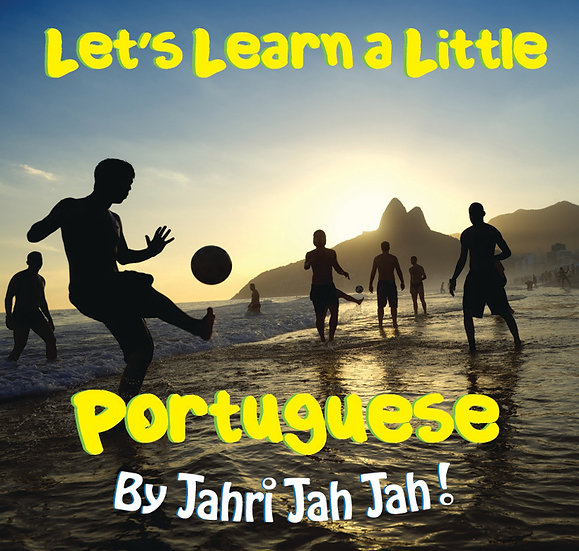 Lets Learn a Little Portuguese