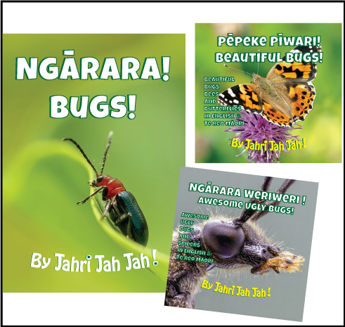 Bug Set - 3 Books