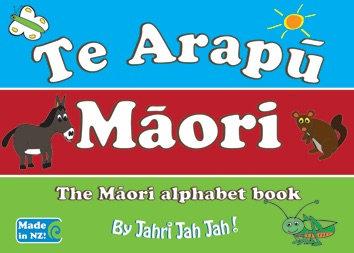 Te Arapu Maori - The Maori Alphabet