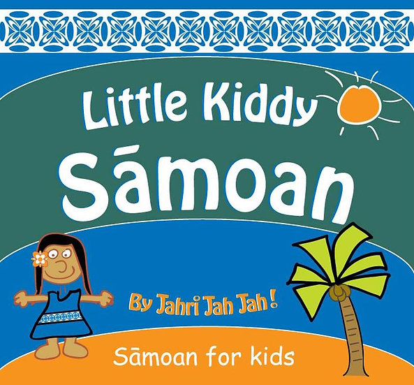 Samoan Set of 5 Books