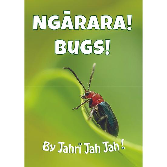 Ngārara! Bugs! A3 Book