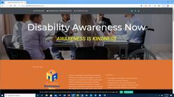 Disability Awareness Website