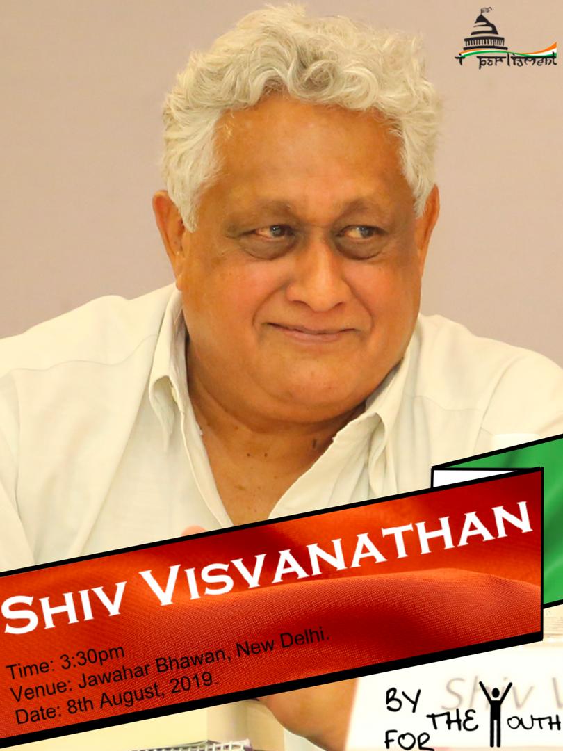 Prof. Shiv Visvanathan