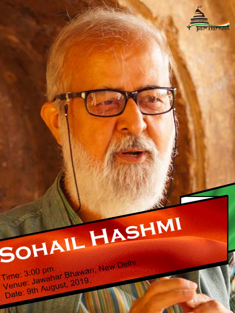 Sohail Hashmi