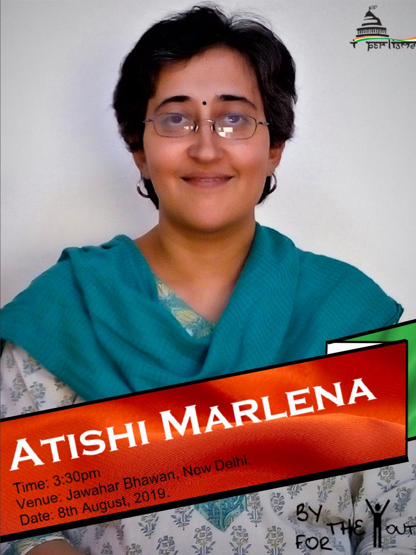 Atishi Marlena