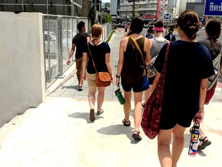 Walking Bang Rak