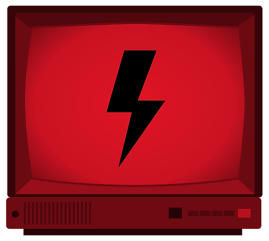 Red May TV Logo