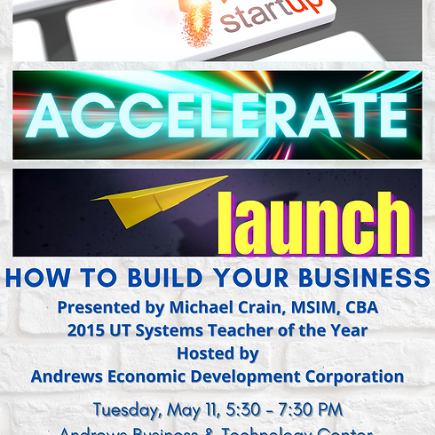 Andrews - How to Build Your Business: STARTUP - ACCELERATE - LAUNCH