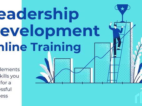 Online Leadership Development Training
