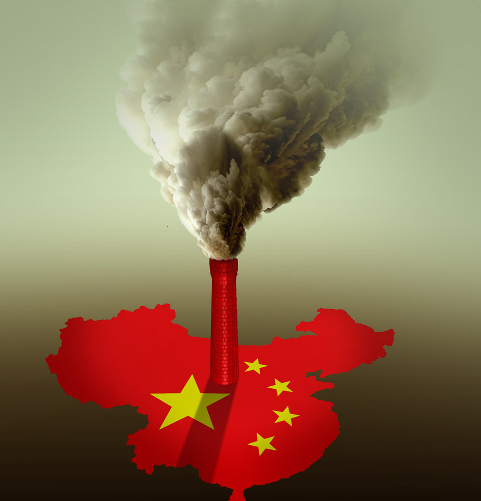 Sci-Am toc: China's Industrial Pollution