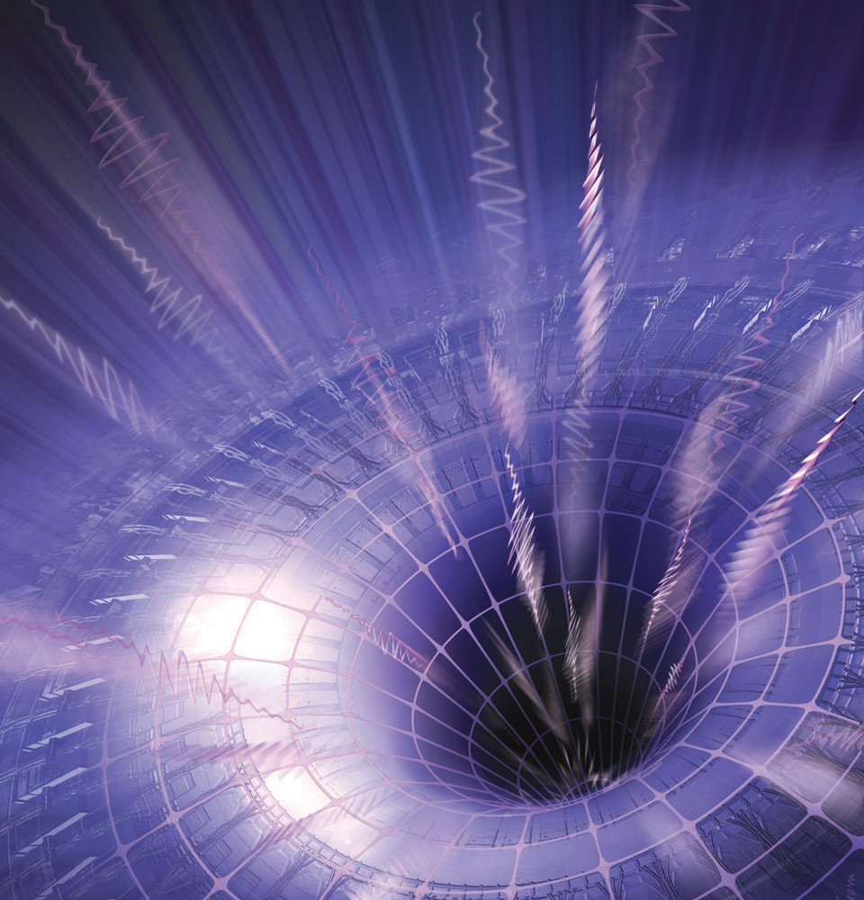Sci-Am:Quantum Black Hole