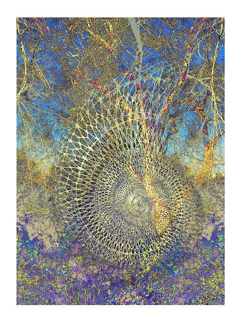 MILLEFIORI : Nautilus in the forest