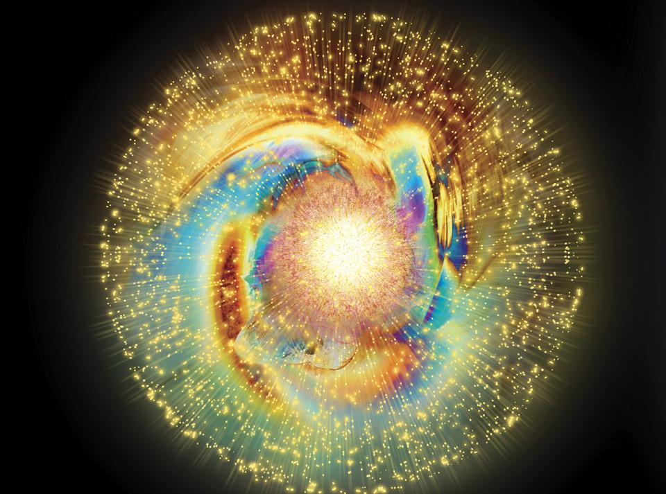 Sci-Am: (cover image): Big Bang