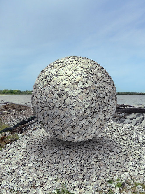 The Ostreolith (Oyster Ball)