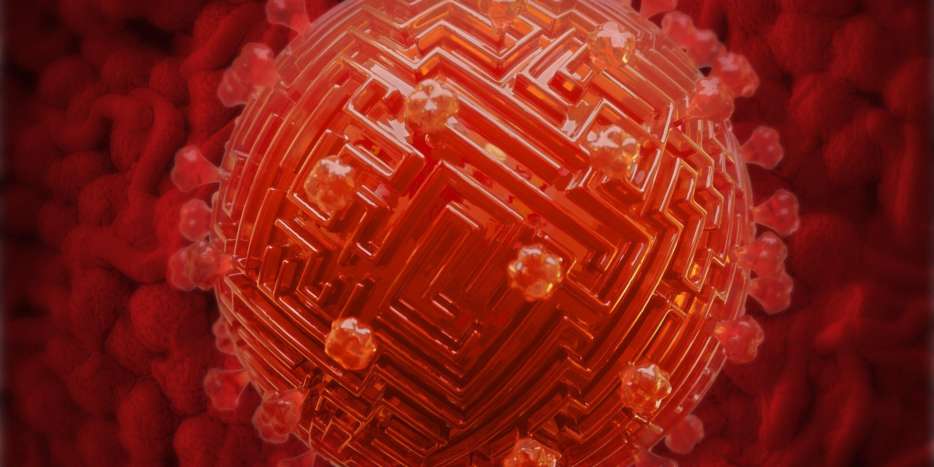 2020-03-30-Corona-Virus-maze-BLOOD-GLS -