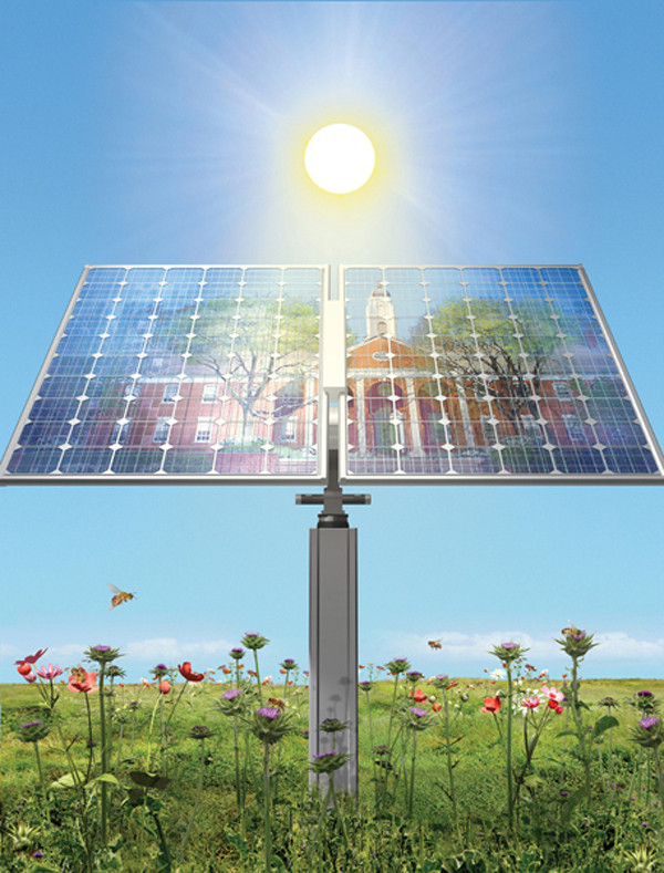 The Lawrentian: Solar Plan