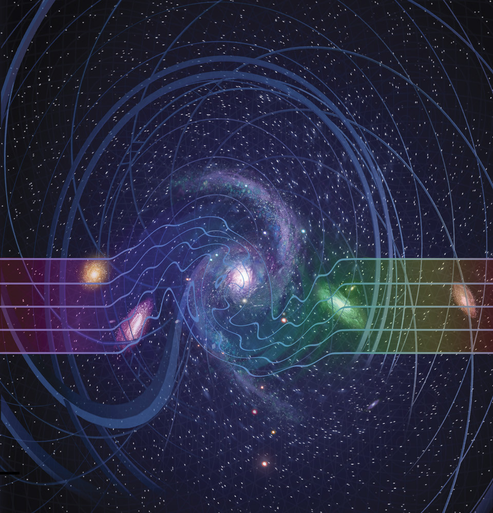 Sci-Am: cover image: Is the Universe out of Tune?