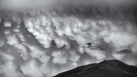 Cumulus mammatus