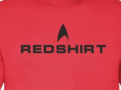 Star Trek - Redshirt t-shirt