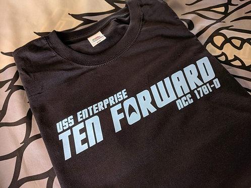 Star Trek Ten Forward Tee Shirt