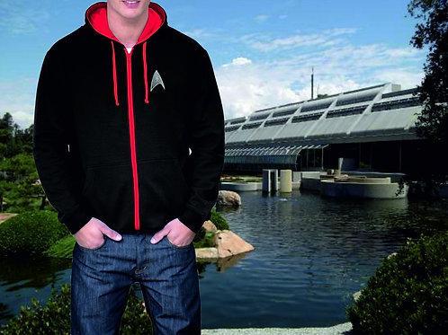 Star Trek Zipped Hoodie