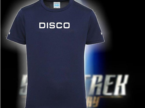Fitness Shirt - Star Trek Discovery - DISCO T shirt