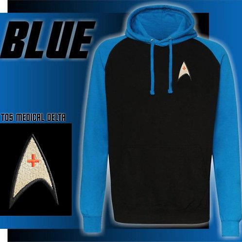 Star Trek Hoodie - Medical Logo