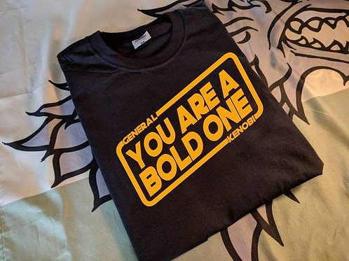 Star Wars - Obi-Wan Kenobi - You Are a Bold One - Hello There T-Shirt