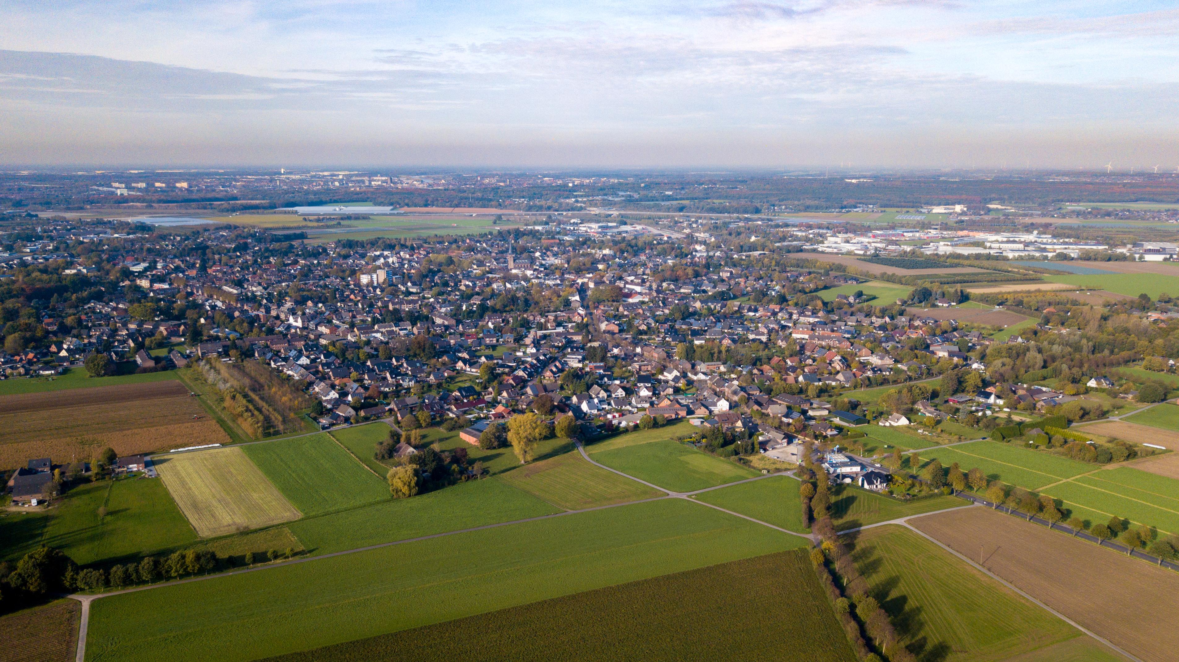 Skyline von Kaldenkirchen