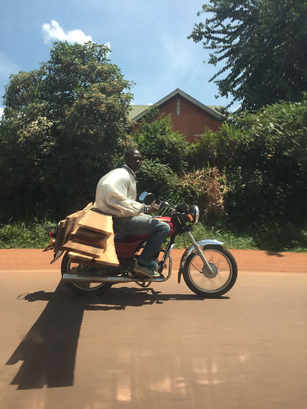 Ugandan public transport