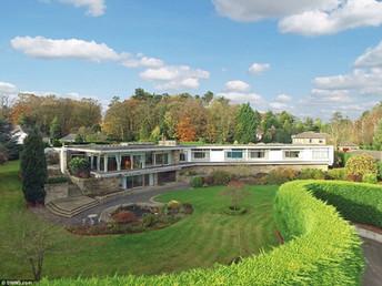 ESA's modernist villa goes on the market for £1.25million