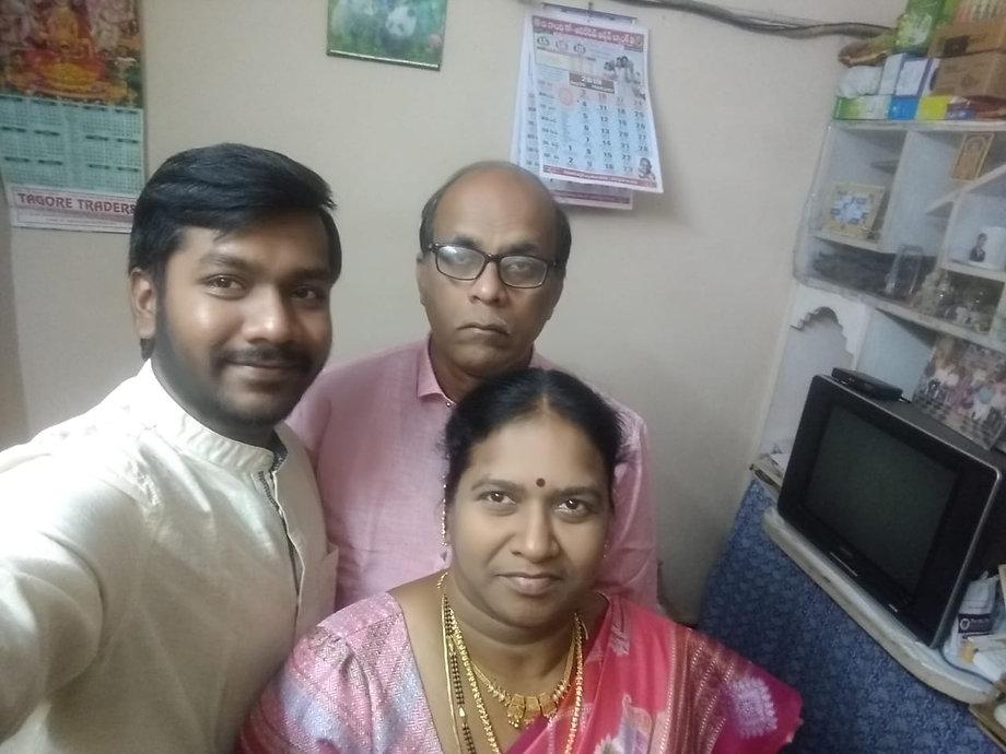 Venkata Sesha Sai Kumar