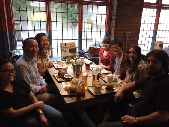 Dilem's Farewell Dinner