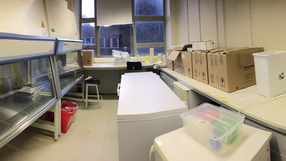 Lab refurbishment complete!!