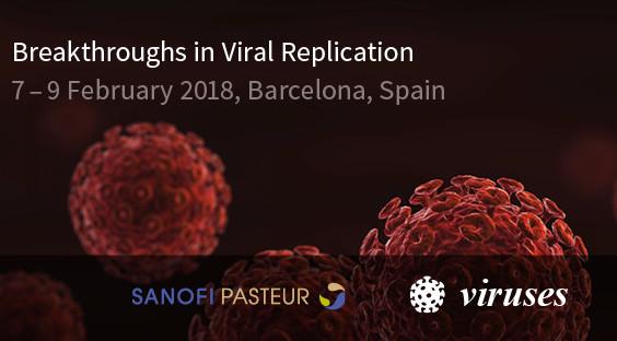 Viruses 2018 @ Barcelona (7-9 Feb)