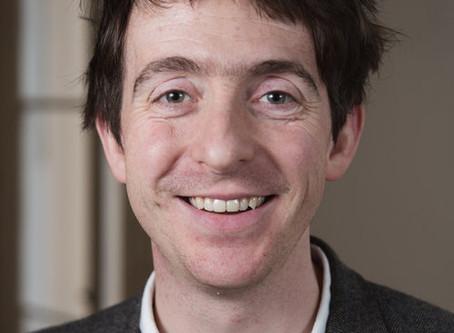 Joe Grove (UCL) delivers seminar at CMM
