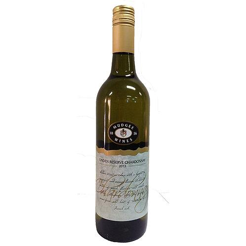 2013 Mudgee Wines Linden Reserve Chardonnay