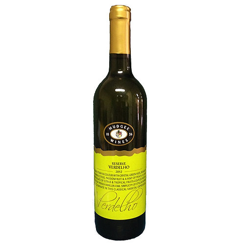 2012 Mudgee Wines Reserve Verdelho  SOLD OUT