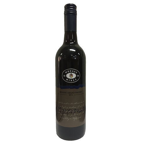 2014 Mudgee Wines Reserve Negro Amaro