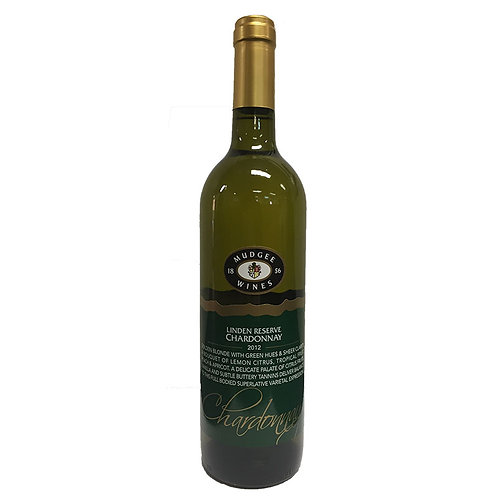 2012 Mudgee Wines Linden Reserve Chardonnay
