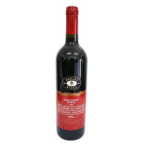 2010 Mudgee Wines Grady Reserve Shiraz
