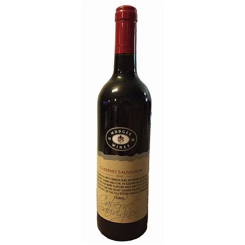 2010 Mudgee Wines Cabernet Sauvignon
