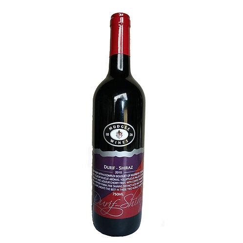 2010 Mudgee Wines Durif-Shiraz