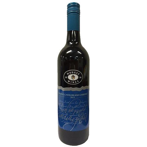 2013 Mudgee Wines Reserve Castlereagh Cabernet