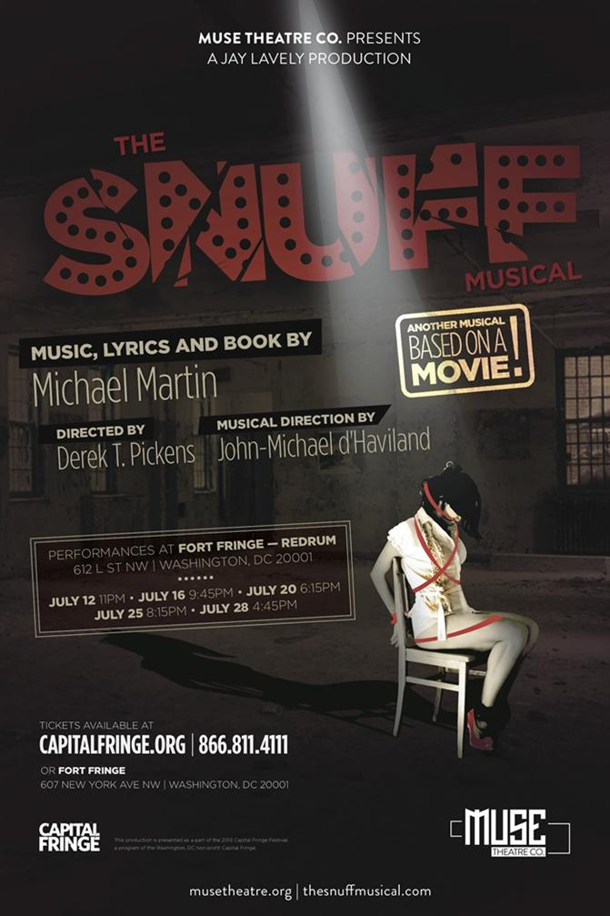 Snuff Poster, 2013