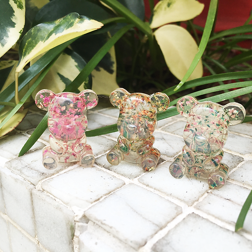 Gummy Bear Pen Rest (Flora Series)