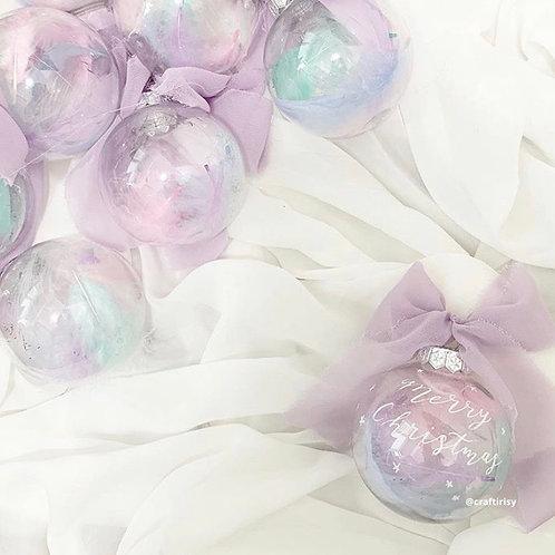 Deluxe Edition Ornaments (Unicorn)
